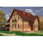 Загородные дома эконом класса фото
