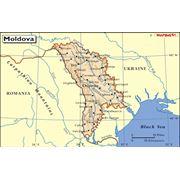 Карта Республики Молдова фото