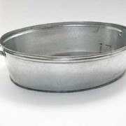 Посуда оцинкованная фото