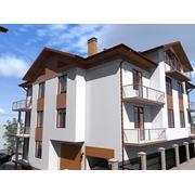 Просторные квартиры с террасами фото