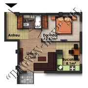 Квартиры 1 - комнатные фото