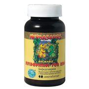 Жевательные таблетки для детей с бифидобактериями - Бифидозаврики (Bifidophilus Chewable for Kids - Bifidosaurs) фото