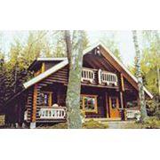 Достоинства деревянного дома фото