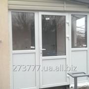 Металопластікові вікна. фото