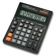 Калькулятор настол, 12 разр., две памяти, 199*153*30мм, (CITIZEN) фото