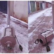 Полевая печь отопительная ПОТ-5 фото