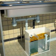 Оборудование для очистки сточных вод молокозаводов, жироуловители, сепараторы жира. фото