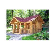 Домики деревянные в МолдовеДомики деревянные в ФлорештахДомики деревянные в Дрокии фото