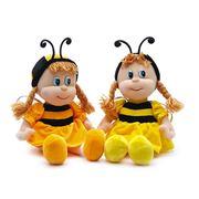 Музыкальная мягкая игрушка - Кукла-Пчелка фото
