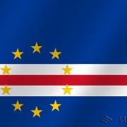 Флаг национальный Кабо-Верде фото