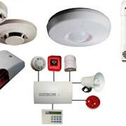 Системы безопасности и ограничения доступа фото