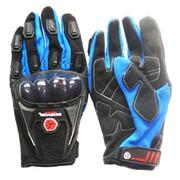 Перчатки для мотоциклистов V003 фото