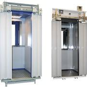 Купе кабины лифта г/п 400 кг фото