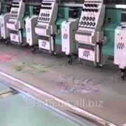 Вышивальная машина тамбурным стежком TCMX-600 фото