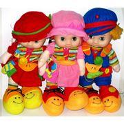 Куклы мягкие фото