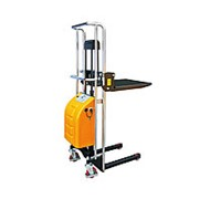 Штабелер гидравлический с электроподъемом TOR BDDJ-1500, г/п 400 кг, 90-1500 мм фото