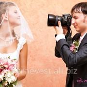 Фото и видео услуги на свадьбу фото