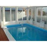 Услуги плавательного бассейна фото