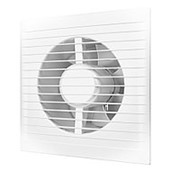 Вентилятор Омск OPTIMA-5С с обратным клапаном D-125 фото