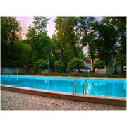 Бассейны \ в комплексе «Odiseu» **** 2 бассейна и шезлонги фото