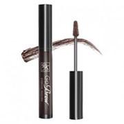 Kiss Тушь для бровей Kiss - Make Up Dark Brown Eyebrow mascara 01-826 1 шт фото