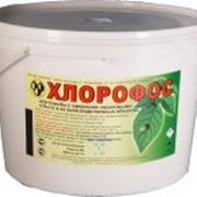 Инсектоакарициднное средство Хлорофос технический фото