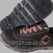 Мужские туфли кожаные коричневые Код: 23 кор. фото