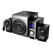 Колонка Edifier C5, 2.1, RMS 35W 9W*2, FM, SD, USB, AUX, Чёрная фото
