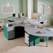 Мебель офисная, вариант 4 фото