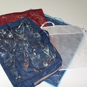 Упаковка для подушек, одеял фото