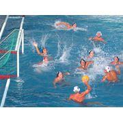 Набор детей в секции плавания и водного поло фото