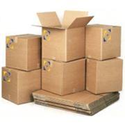 Гофроящики коробки из 2-слойного гофрокартона фото