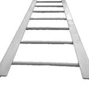 Лестница-стремянка МЛ2 для колодцев подземных газопроводов фото