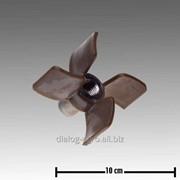 7038-2310-100 Крыльчатка насоса в компл. 1,1kW 50Hz Pla фото