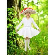 Детский карнавальный костюм Гриб - R0164 фото