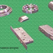 Механизм шторки ч. 181.16.03-090 широкого опускного окна для плацкартного вагона фото