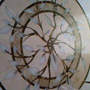 Мозаика из мрамора для стен, Донецк фото