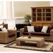Мебель из натурального ротанга фото