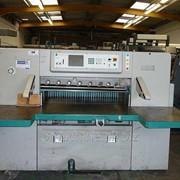 Бумагорезальная машина PERFECTA 115 TVC 1997 год+Большие столы фото