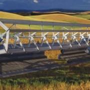 Жатка валковая зерновая ЖВЗ – 10,7 фото