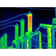 Тепловизионный контроль электроустановок фото