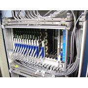 Обслуживание телекоммуникационного оборудования фото