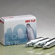 Баллончики для кремера N2O(сифона для сливок) фото