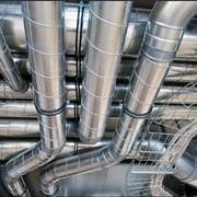 Производственно-монтажное объединение «Чистый воздух» выполнит работы «ПОД КЛЮЧ»: вентиляция (бытовая, промышленная) фото