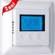 Программируемый термостат для теплого пола Magnum K 12 фото