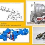 Запасные части к мостам, редукторам, автоматическим и механическим коробкам передач, производства DANA и CARRARO фото