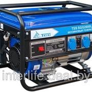Бензогенератор электростанция TSS SGG 2600 L фото