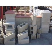 Блоки бетонные (Фортан) фото