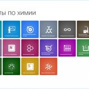 Электронные плакаты по химии на казахском и русском языках фото