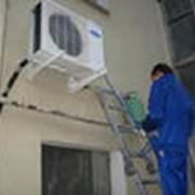 Услуги по ремонту и сервисному обслуживанию установленных систем. Чиллеры фото